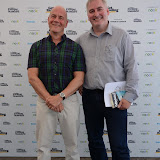 WWW.ENTSIMAGES.COM -  Paul Stewart and Chris Riddell  at   Get Reading festival at Trafalgar Square, London Organised by the Evening Standard in partnership with e-reader firm NOOK July 13th 2013                                             Photo Mobis Photos/OIC 0203 174 1069