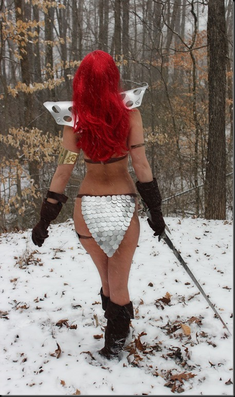 Red Sonja by AlisaKiss_742710-0011