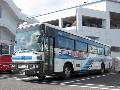 亀の井バス「サンライト」 2153