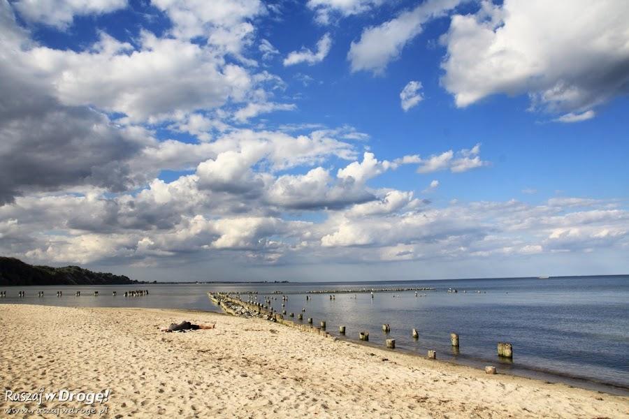 Plaża Gdynia Babie Doły