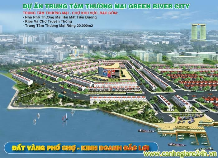 the green river city