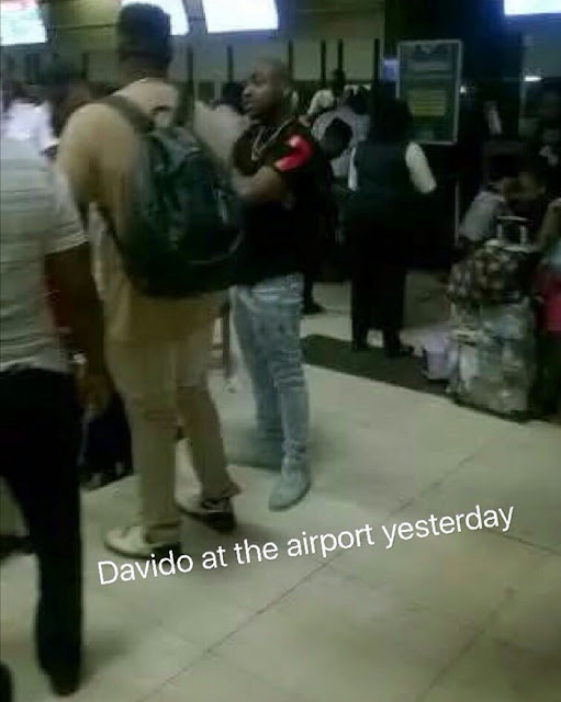 Sophie Momodu Tricked Me To Get Her Pregnant - Davido Blasts His