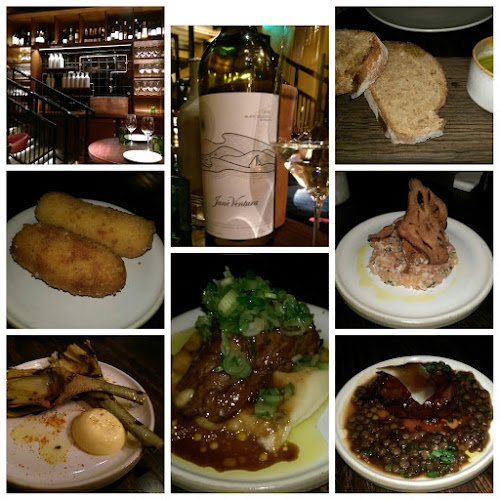 Restaurant review, Jason Atherton, Social Wine & Tapas, London Restaurants, Gerry's Kitchen