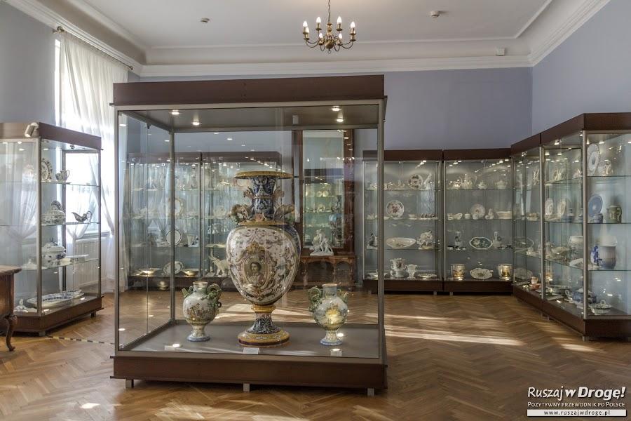 Wystawy w Muzeum Porcelany w Wałbrzychu