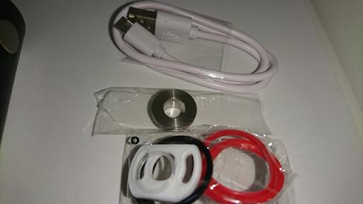 DSC 2240 thumb%25255B3%25255D - 【MOD+アトマ】「Sense Blazer 200キット」レビュー。最大200W対応BOX MODとセラミック搭載クリアロのスターターキット!【電子タバコ/爆煙】