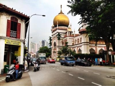Mezquita del Sultan Kampong Glam