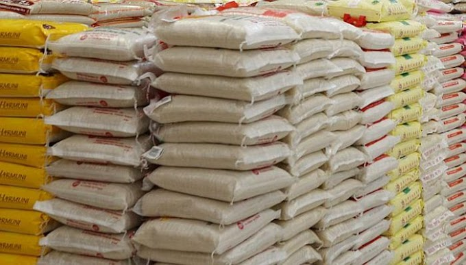 Border Closure: Sellers Lament As Nigerians Shun Local Rice (Read Full Details)