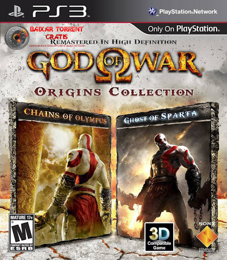 God Of War: Origins Collection PS3 Torrent Download