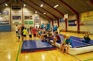 Gymnastikskole 2013