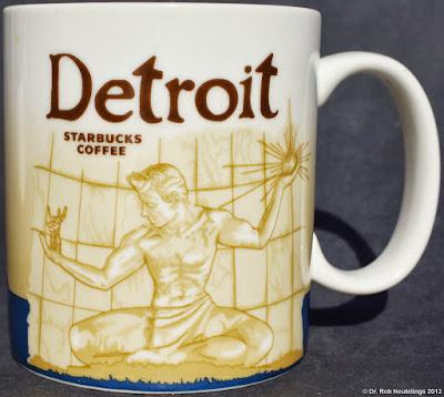 USA - Detroit www.bucksmugs.nl