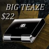 Big Teaze Condom Containers