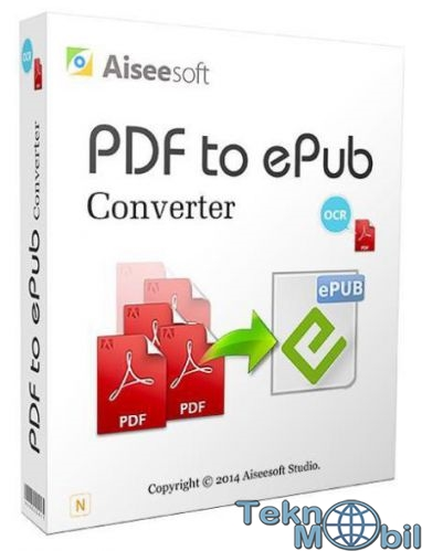 Aiseesoft PDF to ePub Converter Full v3.2.30