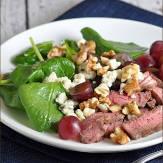Grape Salad With Walnuts And Blue Cheese Recipes