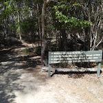 Sign to Wallagoot Beach (105001)
