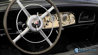 Adolf Hitler's 1999 Mercedes-Benz 770K Grosser Open Tourer parade car goes for auction
