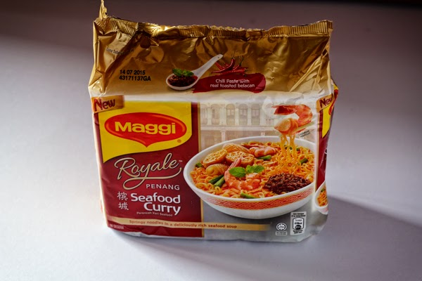 Maggi Royale Penang Seafood Curry