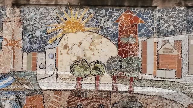 Alma de Picasso y cuerpo de mural, arte callejero, Rosario, Argentina, Elisa N, Blog de Viajes, Lifestyle, Travel