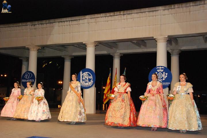 """Preselecciones Cortes de Honor 2012. Sector """"QUATRE CARRERES"""""""
