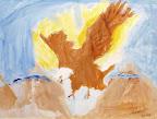 Bald Eagle by Nzambu