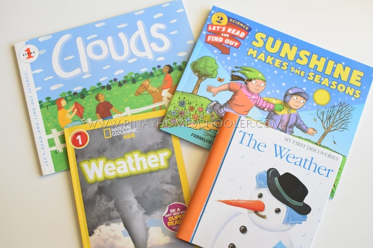 Books on Learning About Clouds