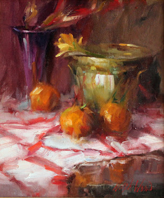 """Tangerines and Brass"""