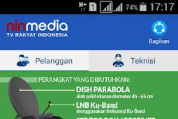 Kabar terbaru Ninmedia meluncurkan Aplikasi Android