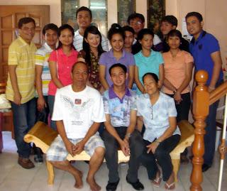 January 23: Richard Gaytos' Residence (Fairview, Quezon City)