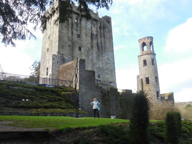 Blarney Castle - Nicole Lottig: #StudyAbroadBecause... It will open up your mind to so many new things!