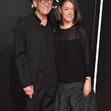 OIC - ENTSIMAGES.COM - John Hurt and Anwen Rees-Myers at the  Luminous - BFI gala dinner & auction in London  6th October 2015 Photo Mobis Photos/OIC 0203 174 1069