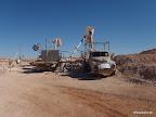 riesen Minenstaubsauger
