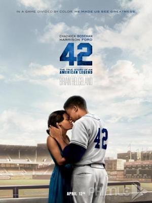 Phim Cầu Thủ Bóng Chày - 42 (2013)
