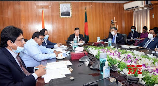 6th Joint Consultative Commission Meet between India and Bangladesh