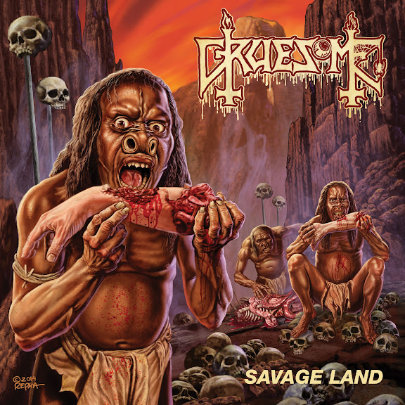 Gruesome - Savage Land (2015)