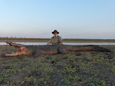 Mr Tanos from Australia, with a nice 4.2M crocodile