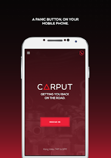 CARPUT – Car Breakdown Assist- screenshot thumbnail