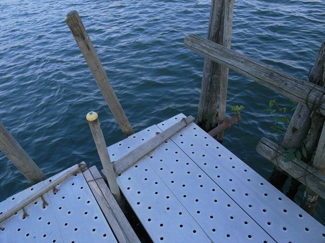 矢切の渡し感想桟橋