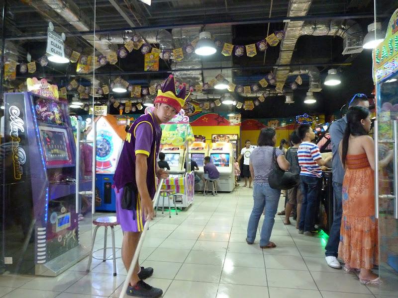 Centre commercial. Dumaguete