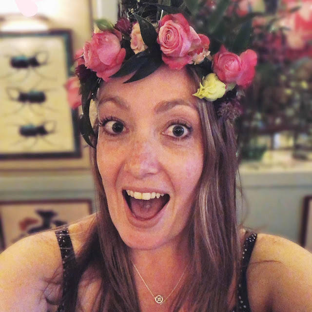 blogging-event-pandora-flower-crown-making-workshop-wedding-jewellery-the-ivy-chelsea-garden-top-instagram-spots-london