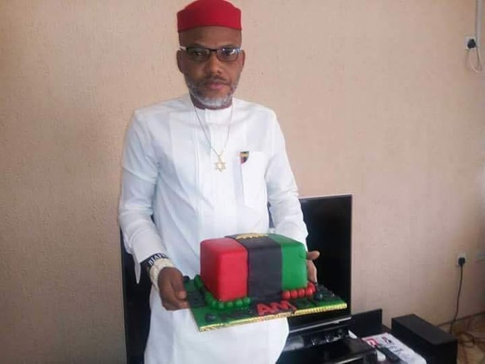 Jubilation everywhere as IPOB leader, Nnamdi Kanu marks +1 today (See reactions)