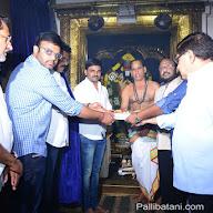 Venkatesh and Maruthi Movie Opening