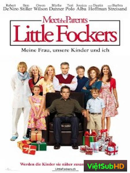 Gặp Gỡ Thông Gia 3: Little Fockers