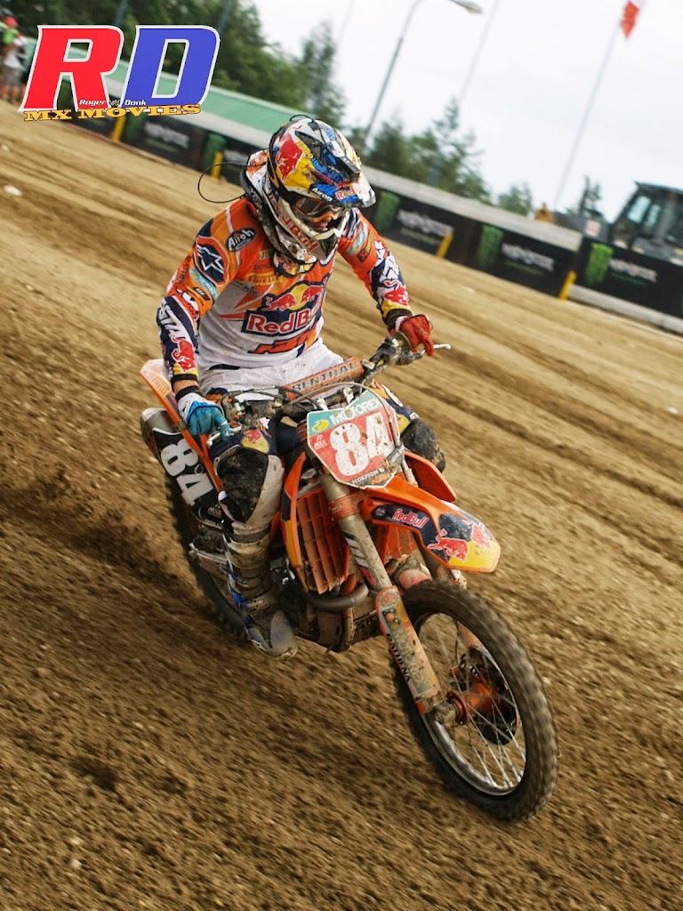 GP Chech Republic MX2 99