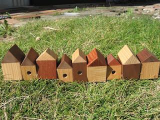 お家えんぴつ削りとお家小物入れ house pencil sharpener / house mini box