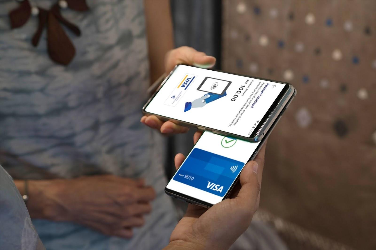 ผลการศึกษาของ VISA เผยวิธีการชำระเงินคอนแทคเลสใหม่ล่าสุด ด้วยการ Touch to Pay ผ่านสมาร์ทโฟน ใน Asia-Pacific