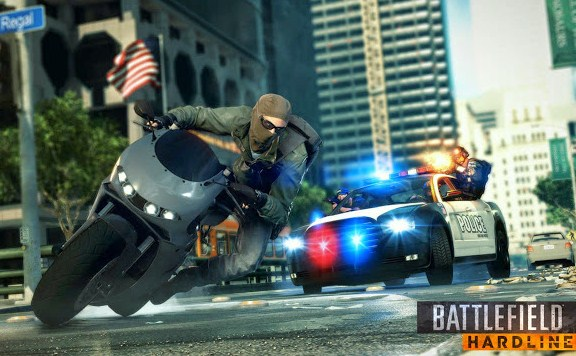 Battlefield Hardline Crack Download Free Download PC Game