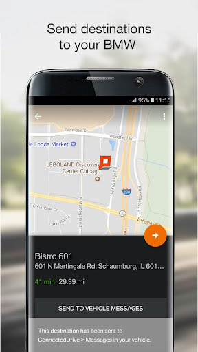 BMW Connected 6.3.0.6155 screenshots 2