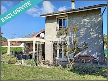maison à Saint-Etienne-de-Crossey (38)