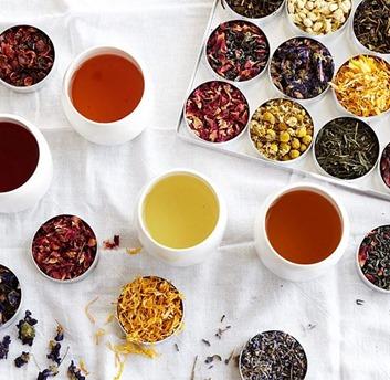 Green Herbal Tea Kit