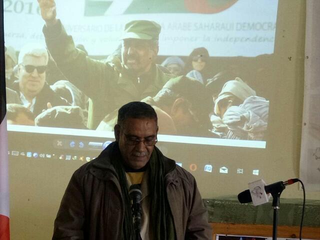 انطلاق تخليد الذكرى الثانية لرحيل الشهيد الزعيم محمد عبد العزيز