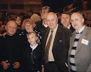 "Команда 70-х на юбилее команды ХАИ ""Белые пиджаки"", 1996 г."